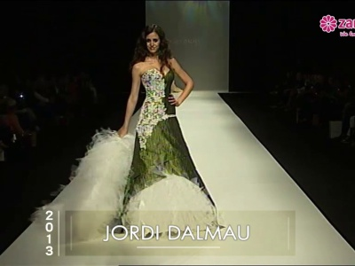 Vestidos de novia de colores 2013 ¡elige el tuyo!