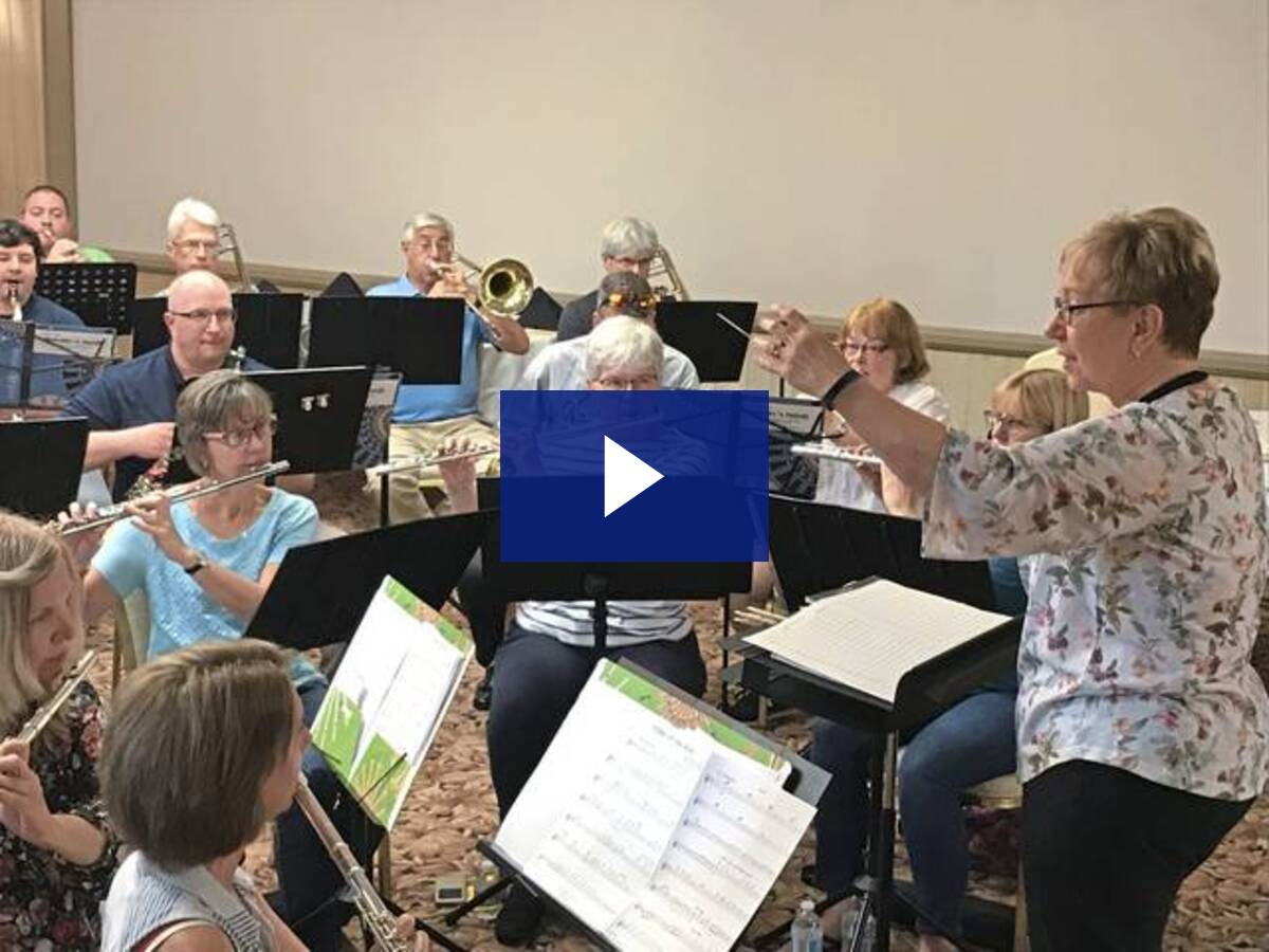 Westmoreland Band Honors Veterans
