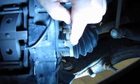 Range Rover Sport Supercharged Brake Hose And Fluid Service video screen shot