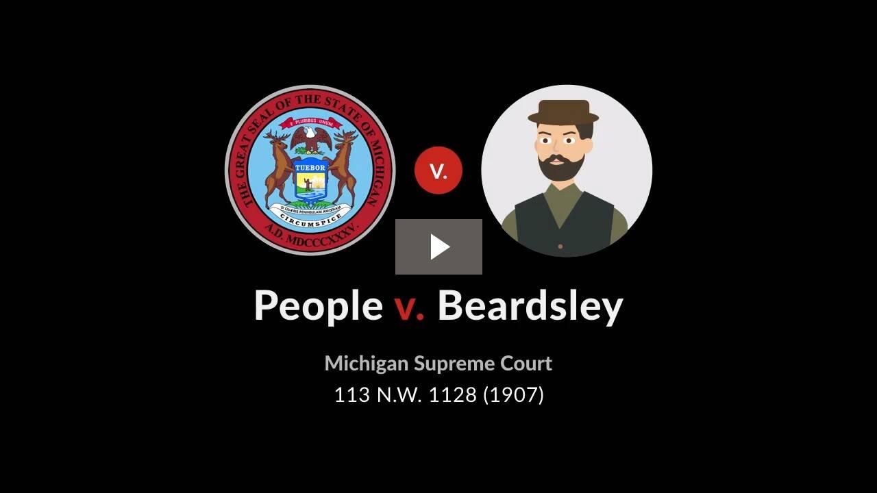 People v. Beardsley