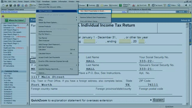Professional Tax Software Tax Preparation Software Intuit Proseries