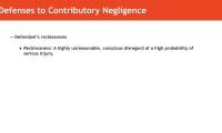 Contributory Negligence thumbnail