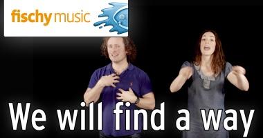 We will find a way