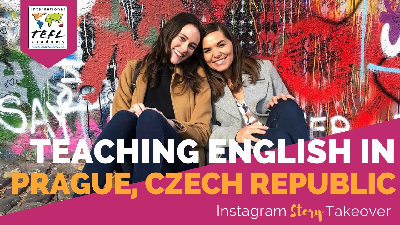 Day in the Life Teaching English in Prague, Czech Republic with Katie Gettys & MaryAlice Skidmore