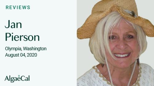Testimonial thumbnail portrait of Jan Pierson