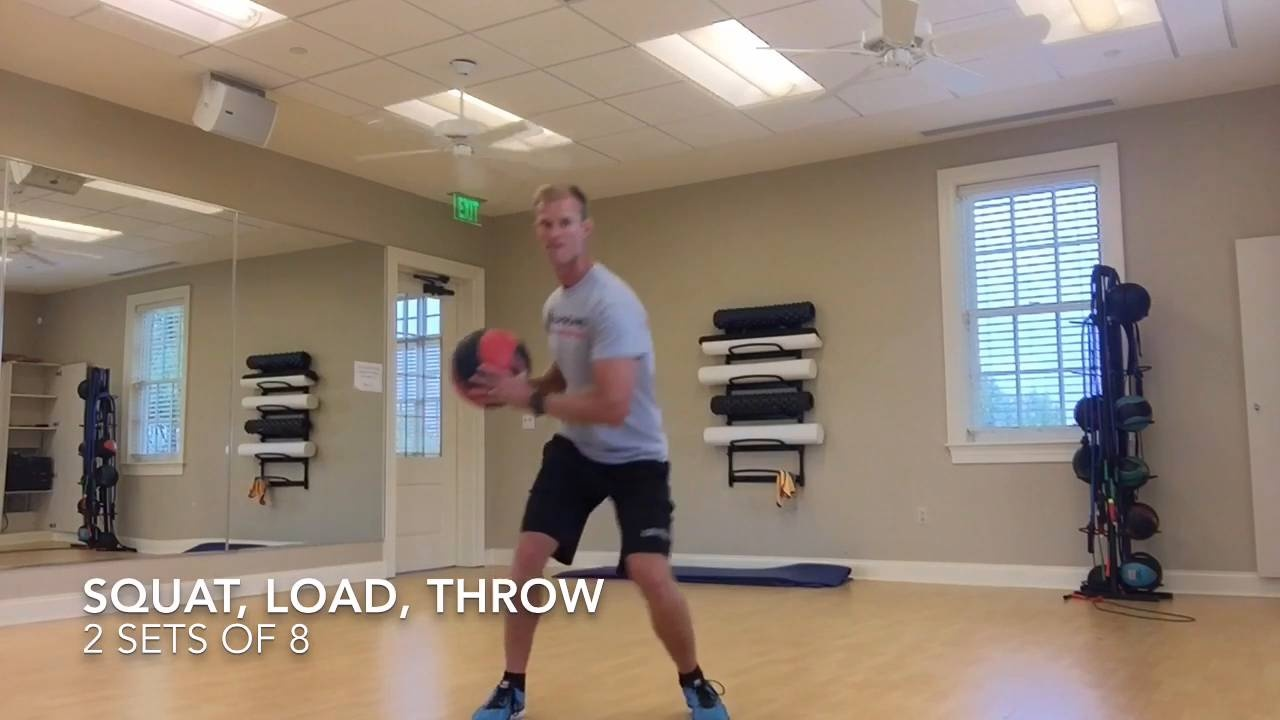 A Complete Golf Workout to Improve Your Golf Game