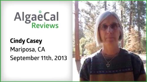 Testimonial thumbnail portrait of Cindy Casey