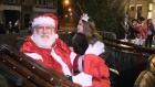 Crowds gather for Annan Christmas lights switch on