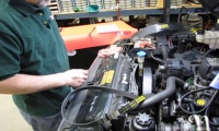 Serpentine Belt Replacement On Range Rover 4.0 or 4.6 (P38)