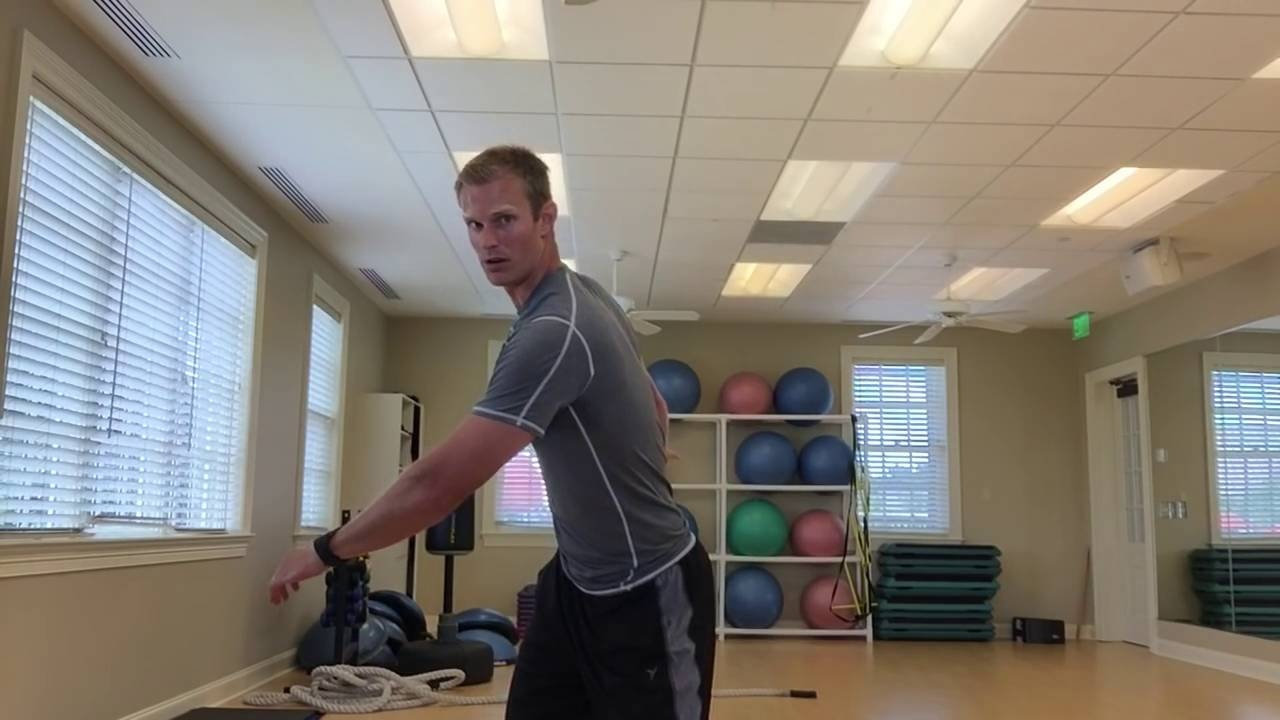 Workout Like PGA Tour Player Justin Thomas