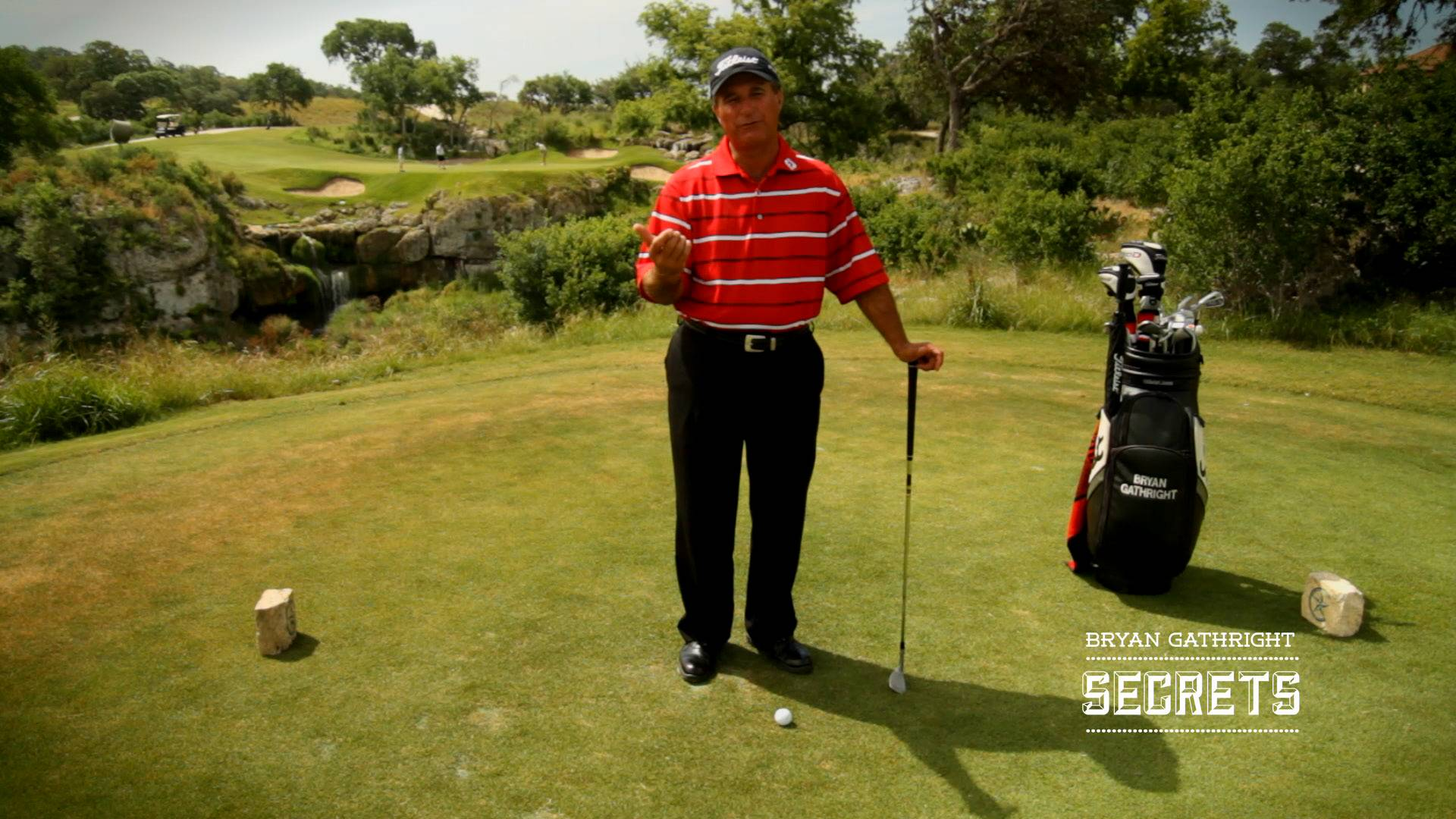 Secret #9 - Influence of Right Knee on Chipping