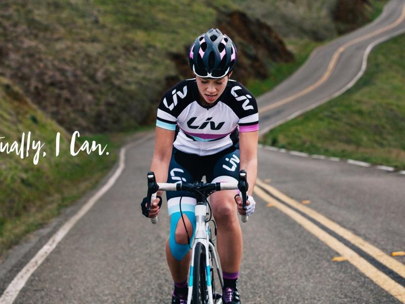 Actually I Can Liv Cycling Liv Cycling Latin America