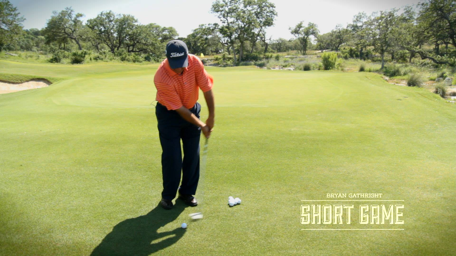 Use the Bounce on Your Wedge for More Accuracy