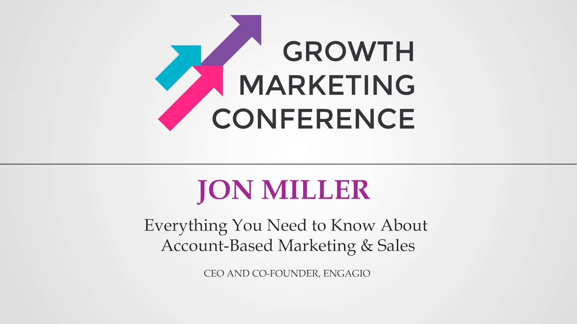Everything You Need to Know About Account-Based Marketing & Sales