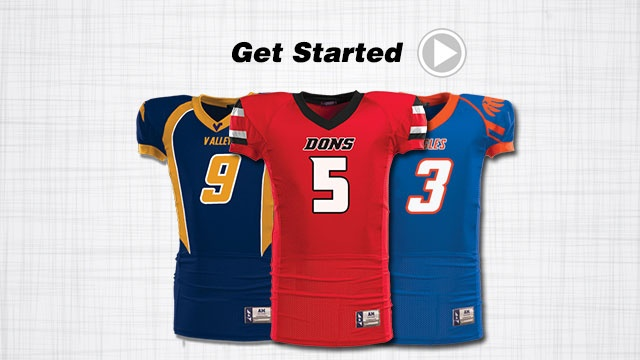 d588039a4 Youth Football Uniforms