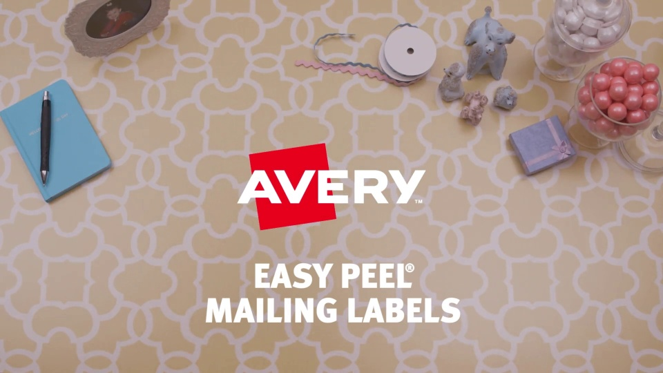avery 8163 template word