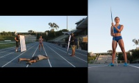 Thumbnail for Heptathlon / Javelin Portraiture