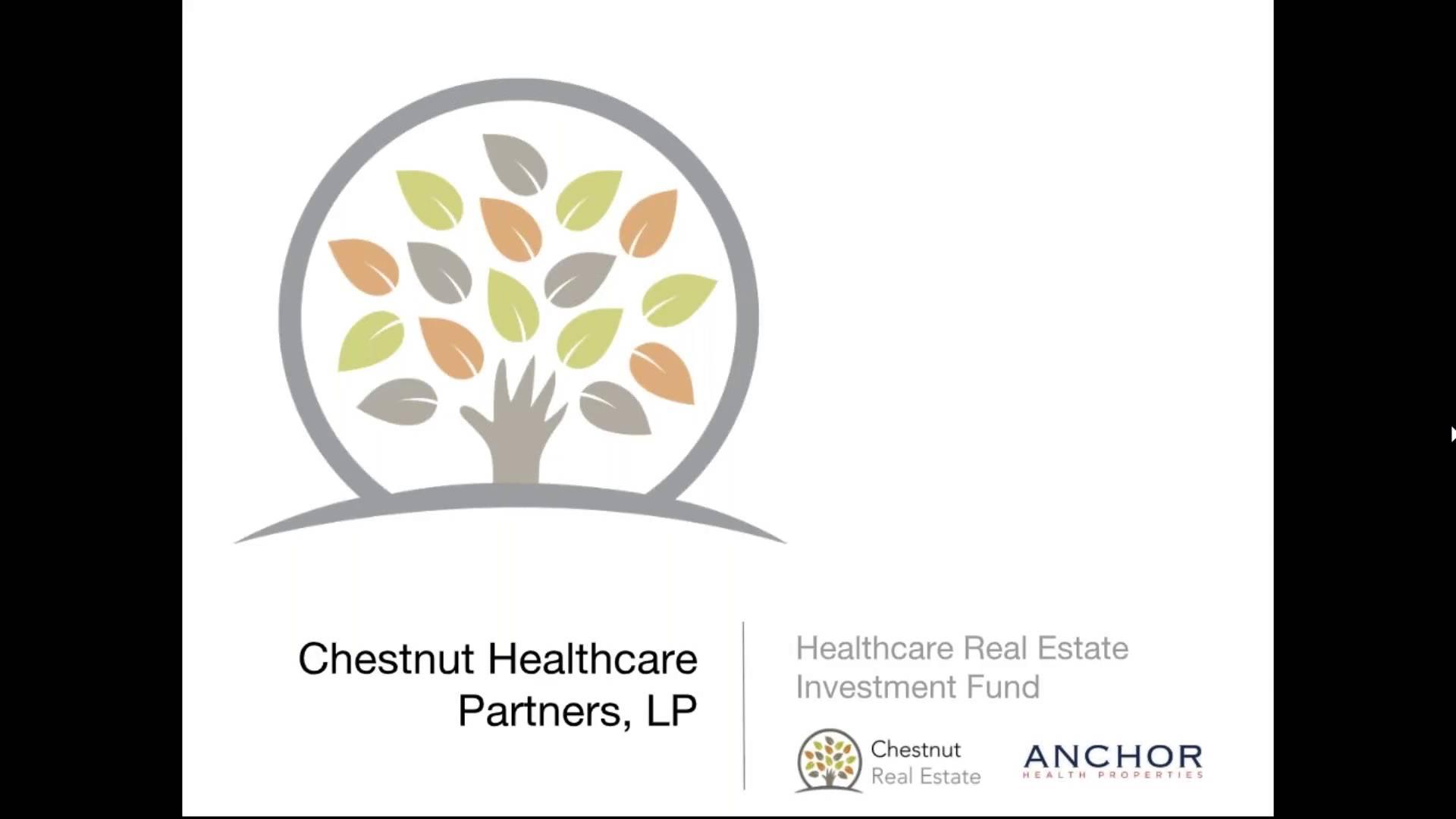 Investment Video - Chestnut Healthcare Partners, LP