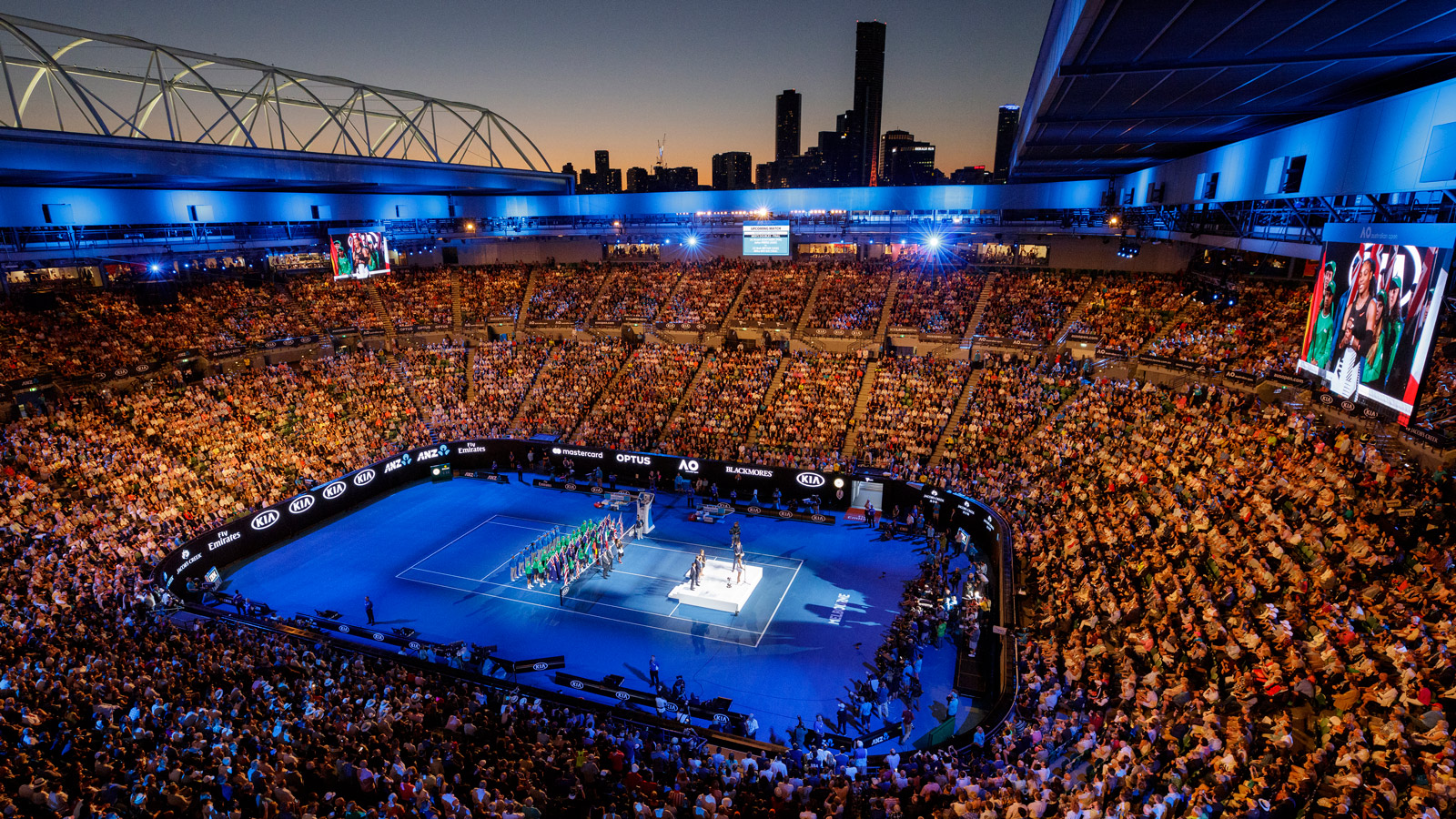 Thumbnail for the listing 'Australian Open Finals Series'