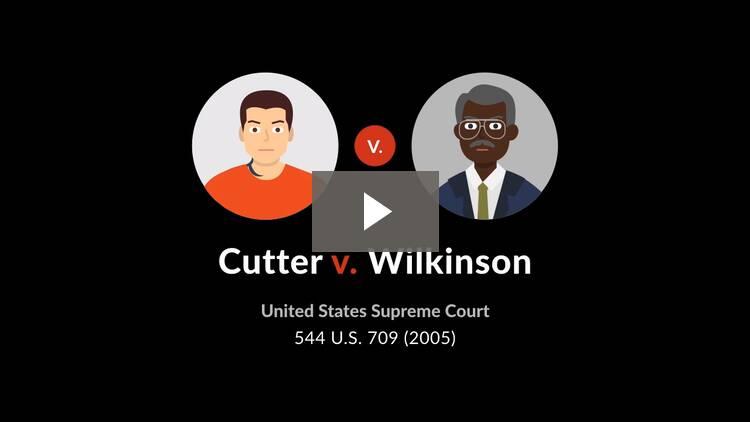 Cutter v. Wilkinson