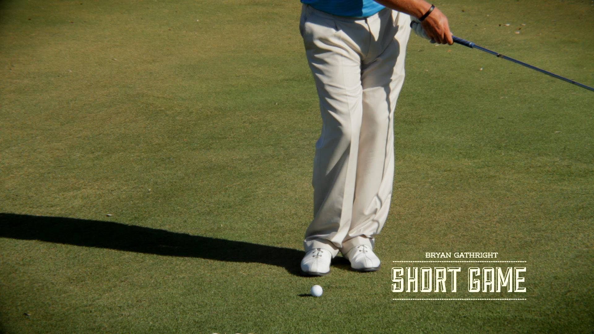 Control Spin of Short Game Shots