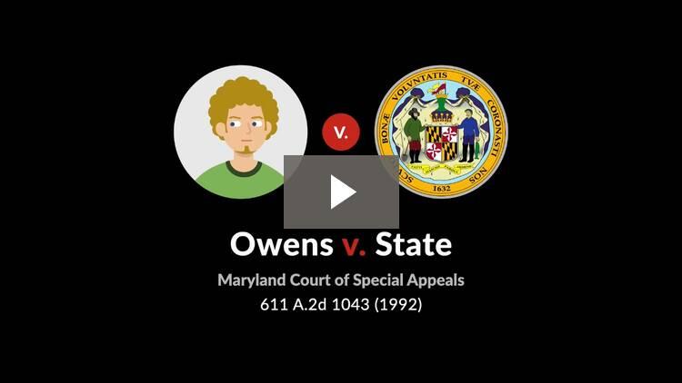 Owens v. State