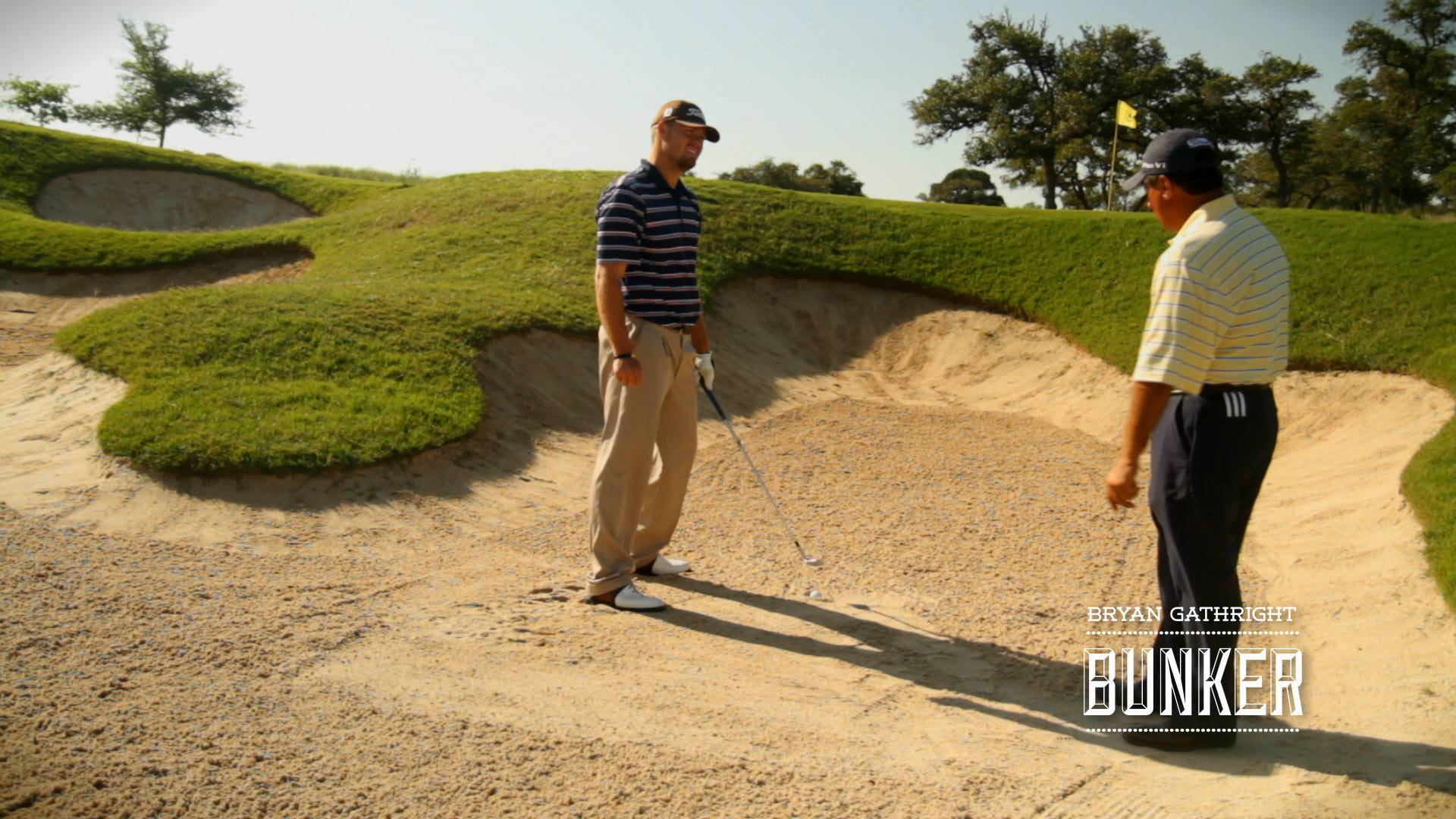 Bunkers: Buried Lie in Bunker