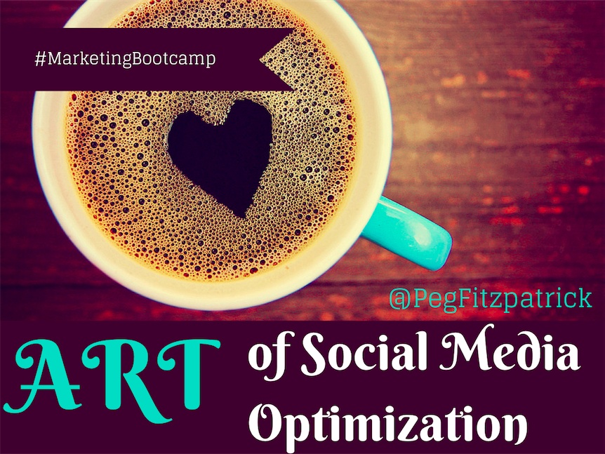 Art of Social Media Optimization