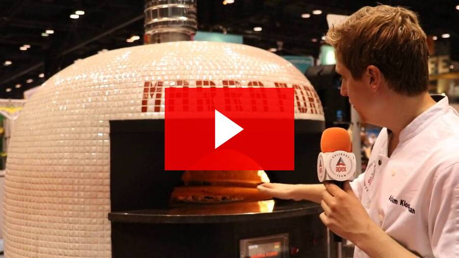 Marra Forni Rotator Brick Oven