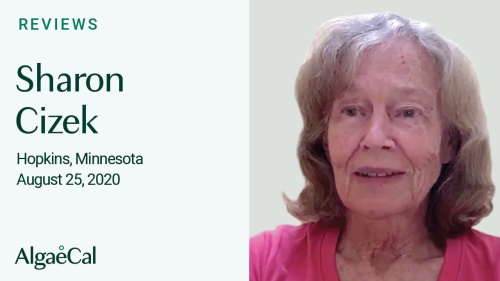 Testimonial thumbnail portrait of Sharon Cizek