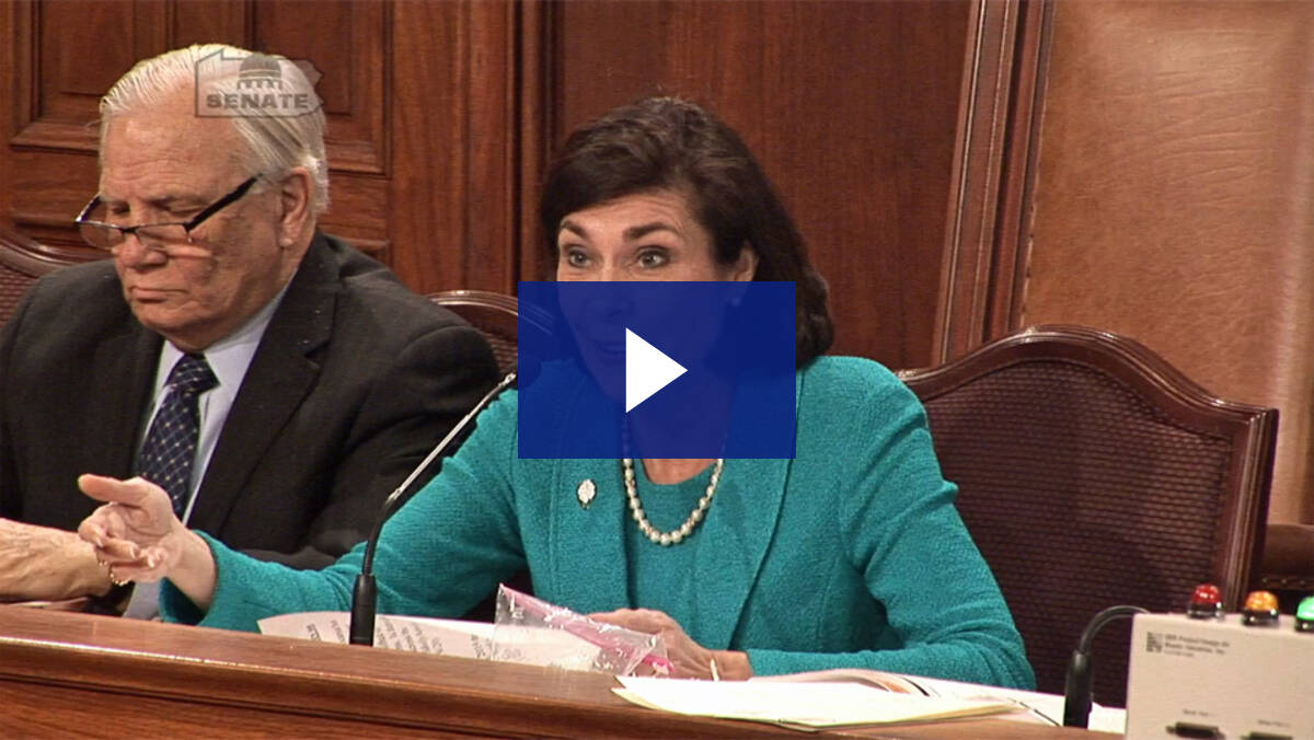 3/5/19 – Budget Hearing Q&A: Aging