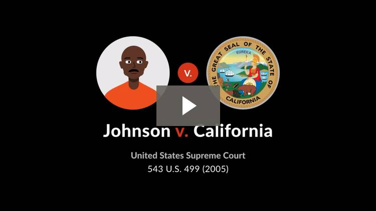 Johnson v. California