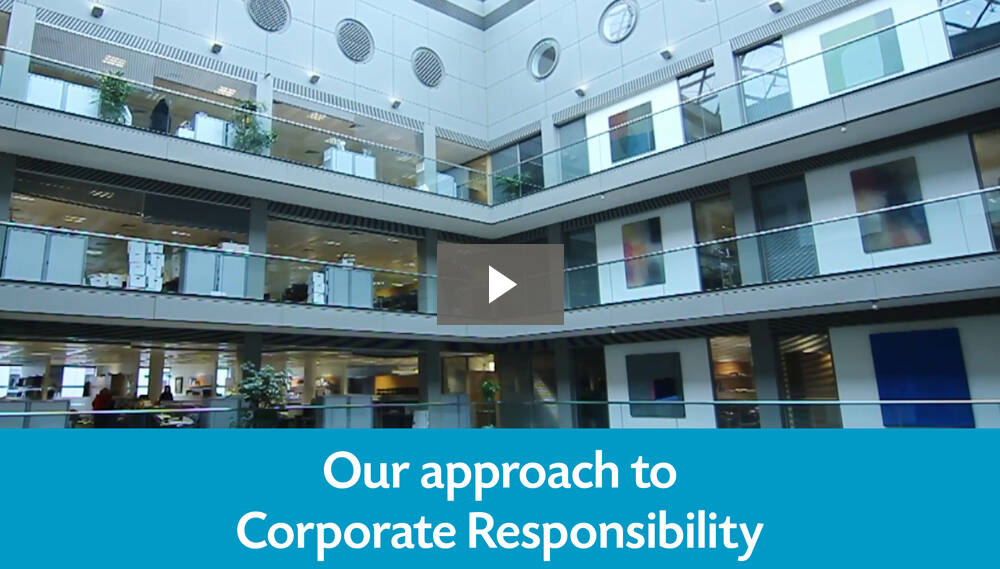 Our approach to Corporate Responsibility