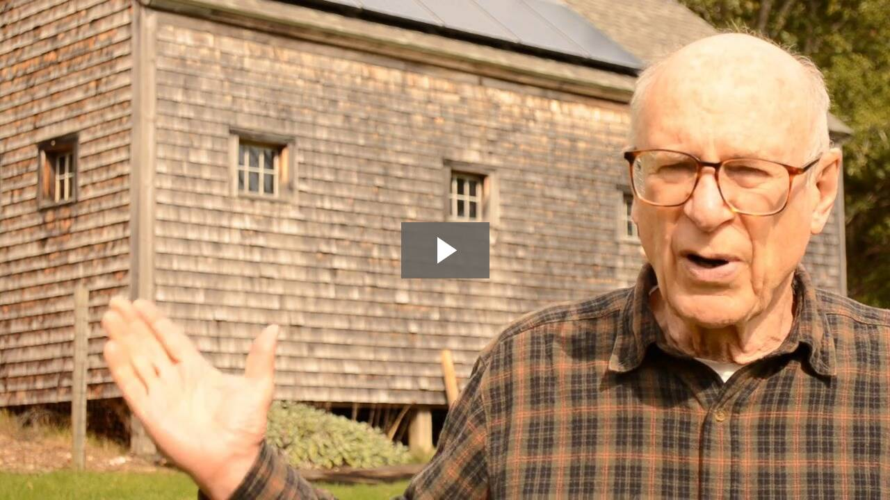 Homeowner solar PV video Waldoboro MAine