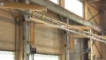 Fold-Away Fall Protection System - Vessel Welding Application