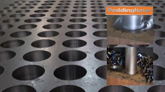 Oversized Plate Drilling - HSFDB