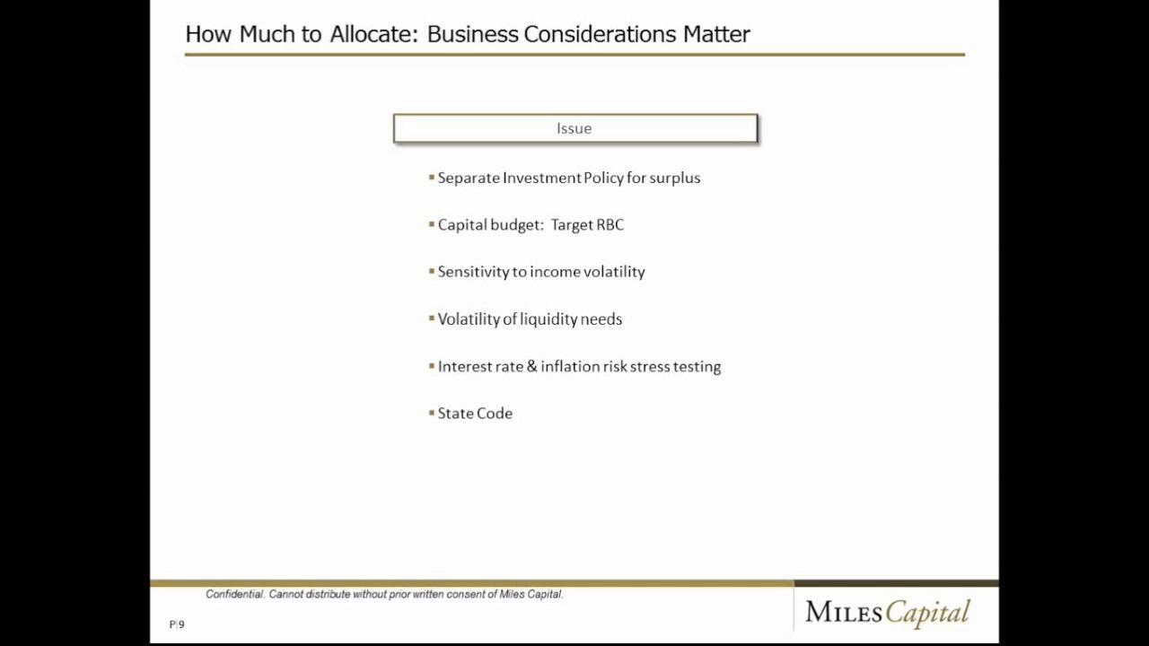 Webcast: Insurer Trends