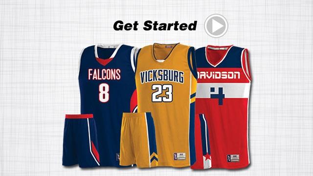 Custom Basketball Jerseys  d99a7950d