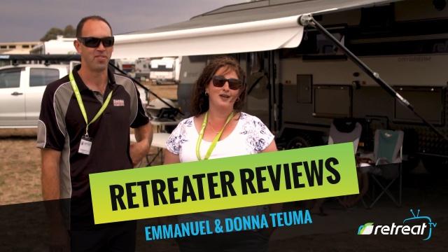 Retreater Review – Emmanuel & Donna Teuma