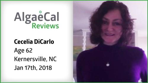 Testimonial thumbnail portrait of Cecelia DiCarlo