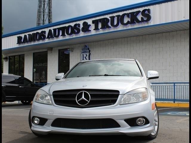 Used mercedes for sale near atlanta buford sandy springs ga for Used mercedes benz in atlanta ga