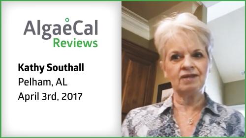 Testimonial thumbnail portrait of Kathy Southall
