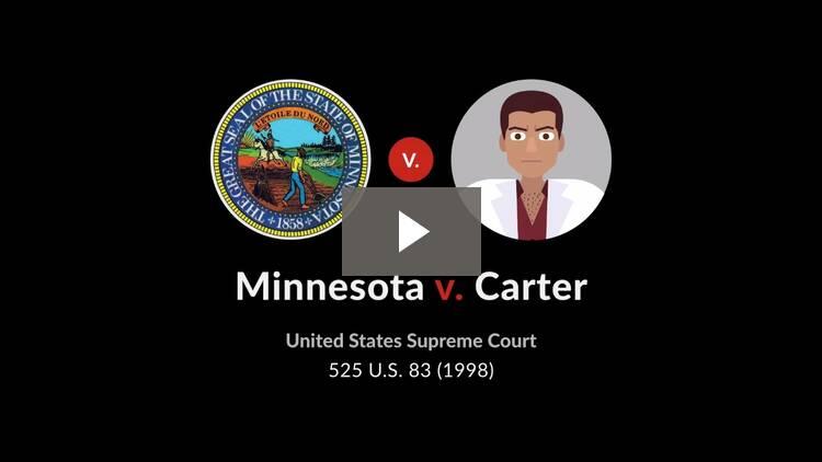 Minnesota v. Carter