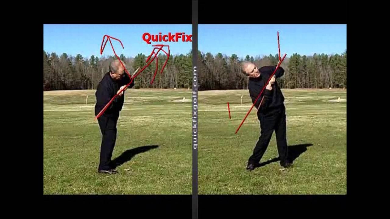 Execute Golf Shoulder Tilt Like the Pros