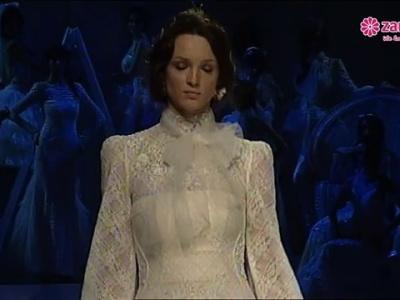 YolanChris bruidsmode met een visie: filmpje met luchtige bruidsjurken