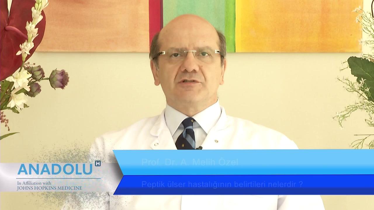 Peptik ülser hastalığının belirtileri nelerdir?