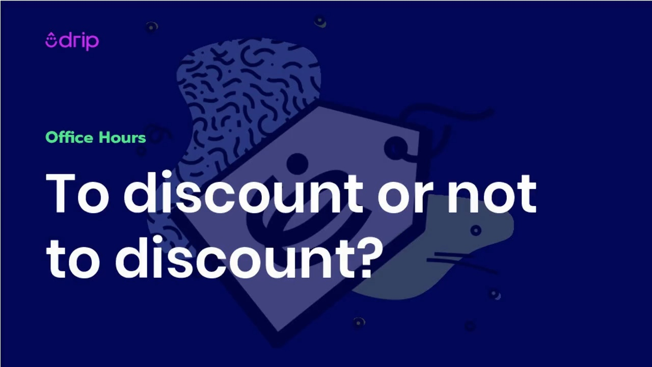 To Discount or Not to Discount? Episode Thumbnail
