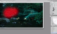 Thumbnail for The Crash / Retouching Subject Elements Part 2