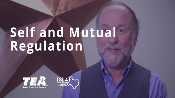 Self and mutual regulation