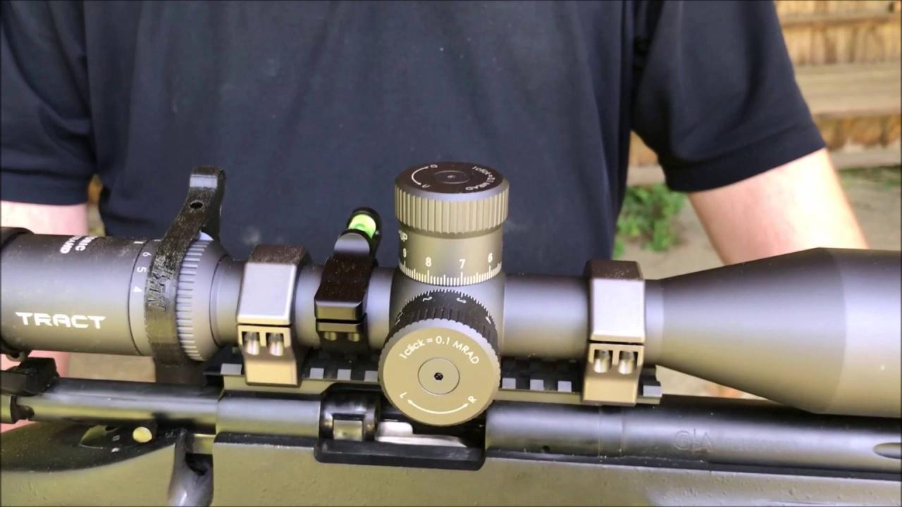 30mm Accessory Kit
